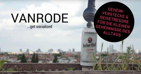 VANRODE - Geheimverstecke, Reisetresore, Dosensafes