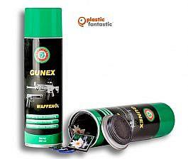 Lata escondite modelo aceite lubricante Ballistol Gunnex