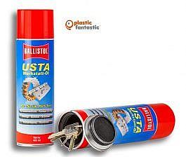 Lata escondite modelo aceite lubricante Ballistol USTA Werkstattöl