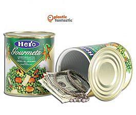 Cansafe Hero Gourmets Gemüseplatte