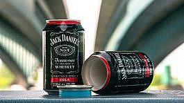 Cansafe Jack Daniels Cola