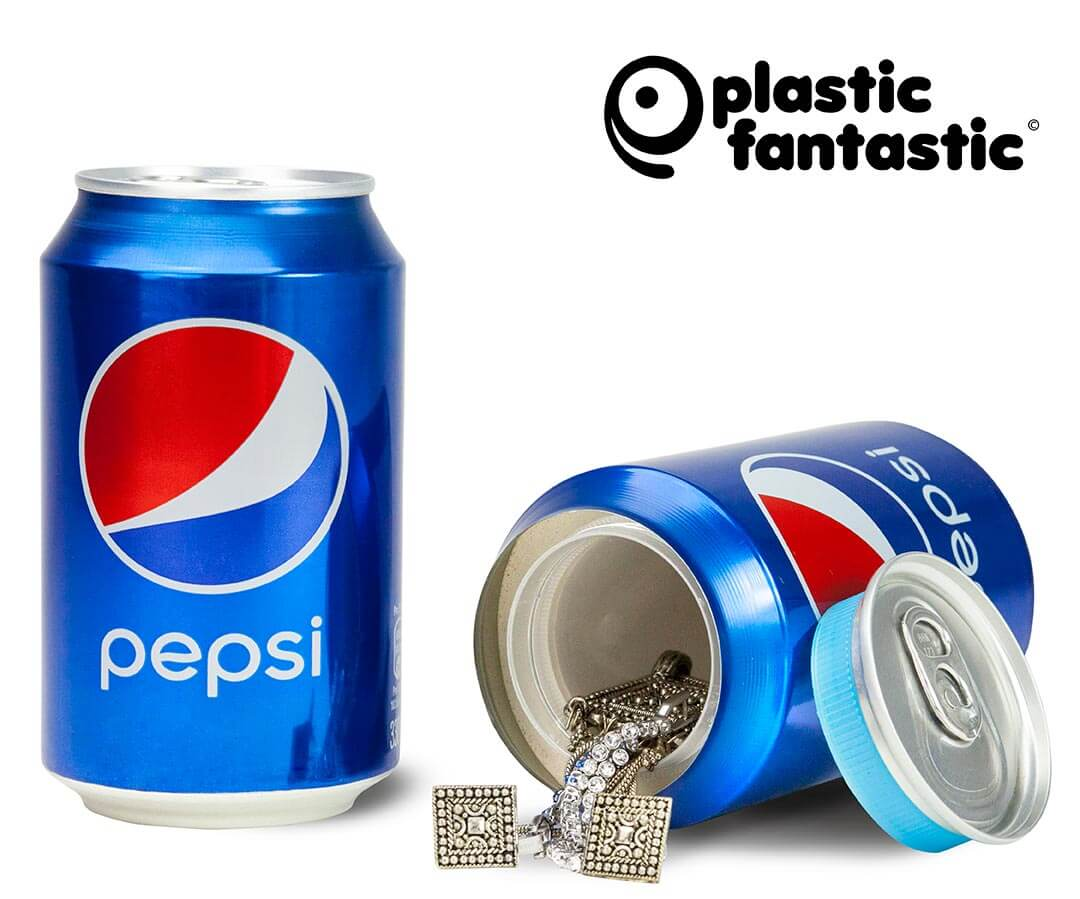 Cansafe Dose Pepsi Cola with hidden compartment