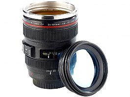 Kamera Objektiv Becher – Witziges Geheimversteck