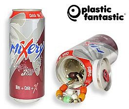 Carlsberg MiXery Cerveza+Cola, refresco con compartimento secreto