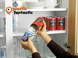 Lata escondite con compartimento secreto /  Heinz Tomatoe Soup