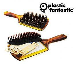Haarbürste mit getarnter Safe-Funktion