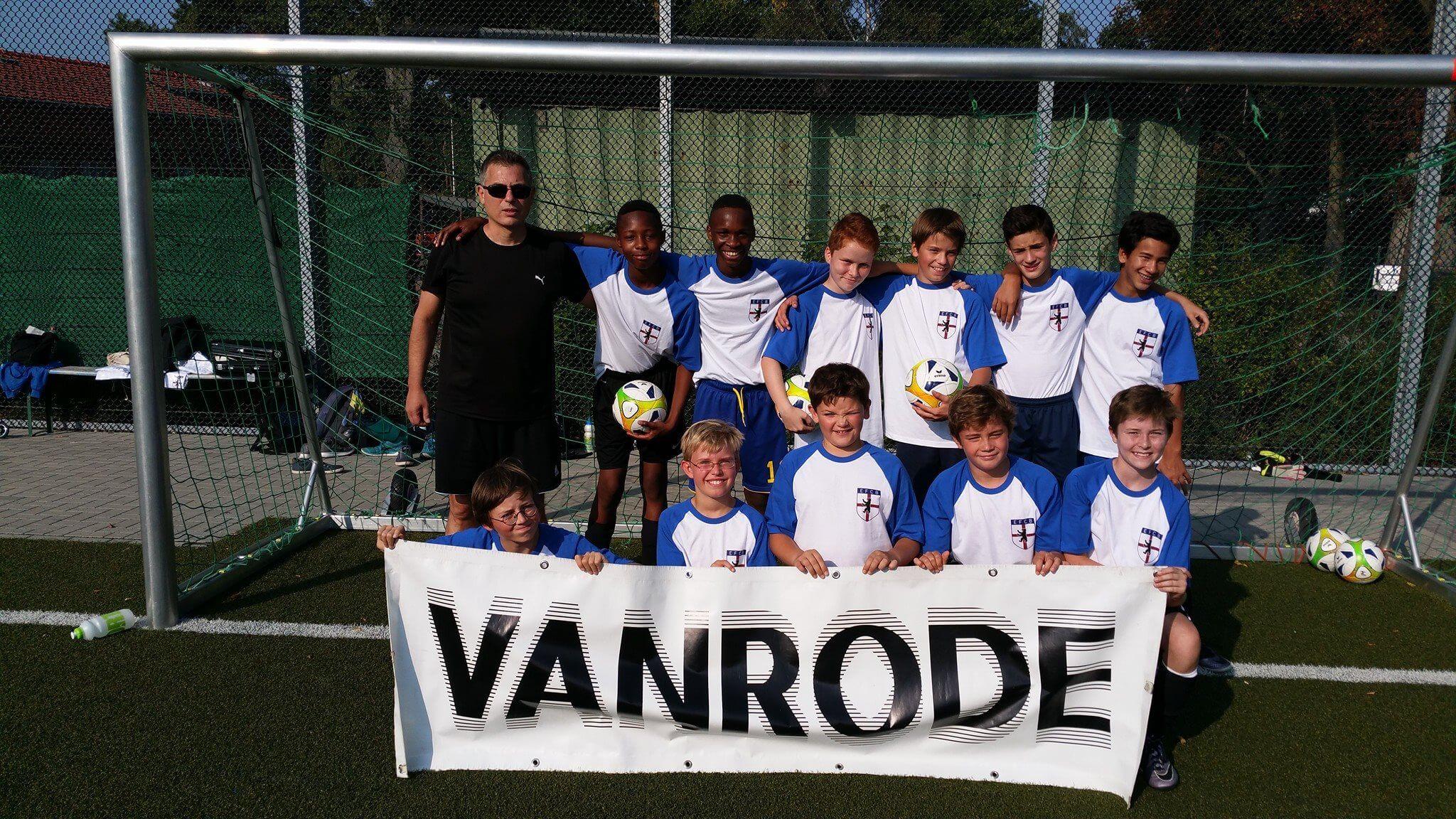 VANRODE – EFCB – English Football Club Berlin