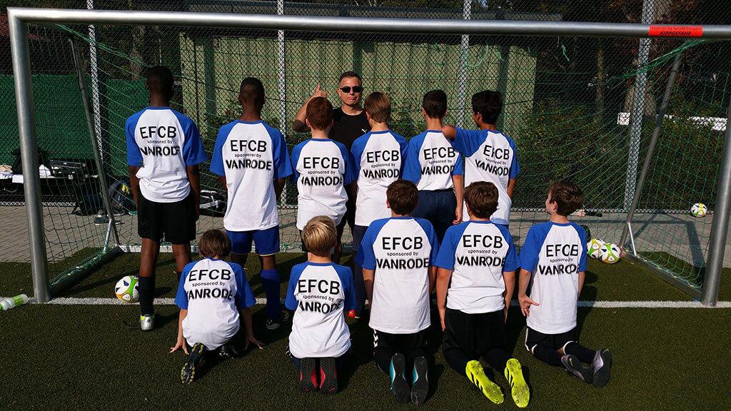 VANRODE - EFCB - English Football Club Berlin