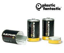Batterie Mono Typ D mit Geheimfach