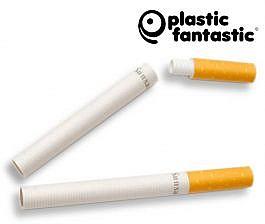 Zigarette als Geheimversteck