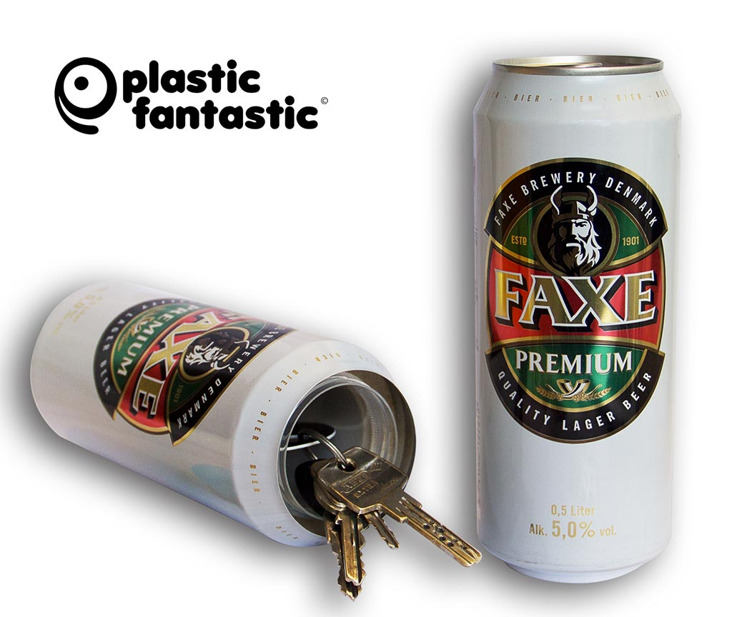 Cansafe Faxe, Beverage Can Safe
