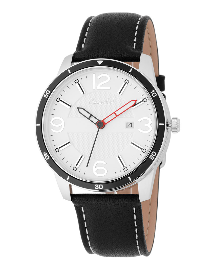 medical-watch-silber-schwarz-closed